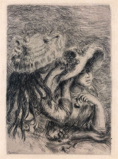 Pierre Auguste Renoir Woman With Tambourine Iii 1984