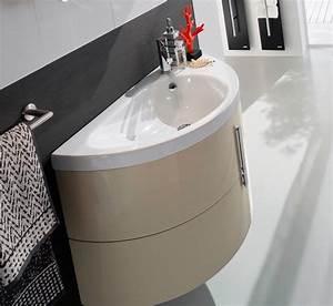Waschtisch 35 Cm Tief Mit Unterschrank : moon waschtisch mit unterschrank 95 cm heim bad ~ Bigdaddyawards.com Haus und Dekorationen