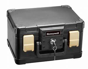 Honeywell 1102 Molded Fire  Water Chest