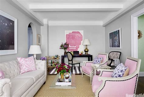 mix and chic home tour a stylish and feminine new york