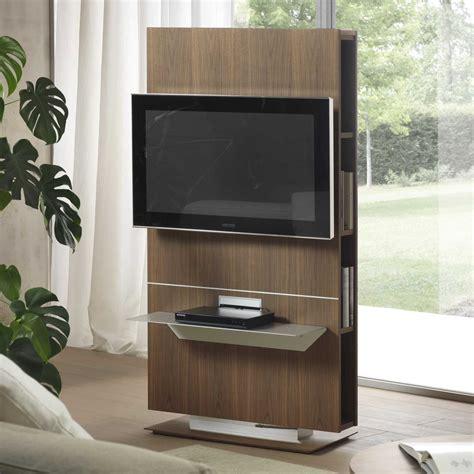 porta libreria porta tv girevole con libreria lounge arredaclick