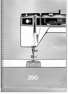 Mode D U0026 39 Emploi Machine  U00e0 Coudre Singer 290 Trouver Une