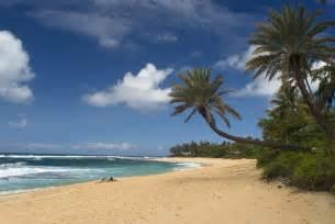 Tropical Sunset Beach Hawaii