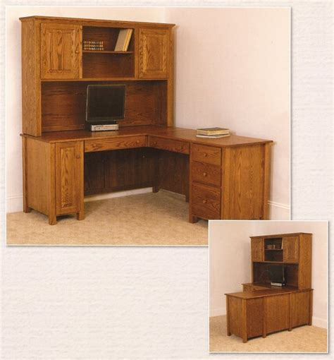 corner computer desk with hutch doughty ridge office corner computer desk desk desk