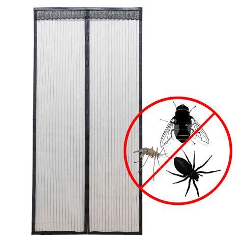 rideau de porte moustiquaire anti moustique insecte