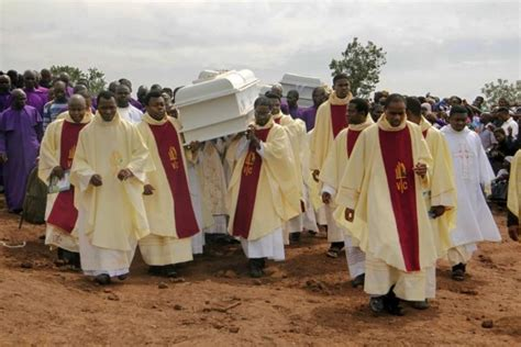 86 Nigerian Christians slaughtered as Muslim violence ...