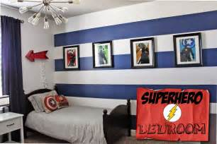 a little of this a little of that boys superhero room tour