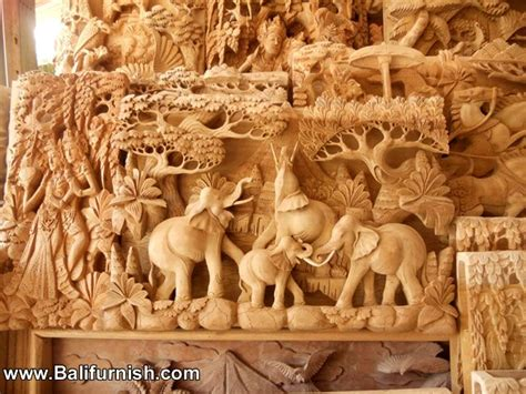 balinese wood relief wood crafts wood carving wood