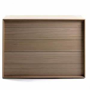 Commode Bois Massif : commode meuble de rangement pour chambre ~ Teatrodelosmanantiales.com Idées de Décoration