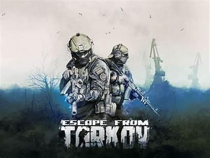 Tarkov Escape 4k Battlepage Uhd