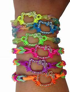 Loom Bands And Charm Sets  5 Different Styles With Over