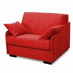 Fauteuil convertible pereire meubles et atmosphere for Canapé convertible couchage quotidien avec tapis d entrée original