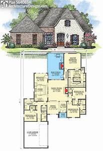 French Creole Acadian House Plans