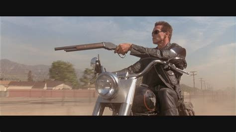 """Terminator 2: Judgment Day"" Custom Winchester Shotgun"