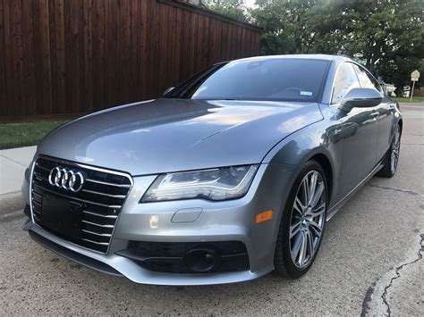 Audi A7 For Sale by Supercharged 2013 Audi A7 Premium 4 215 4 For Sale
