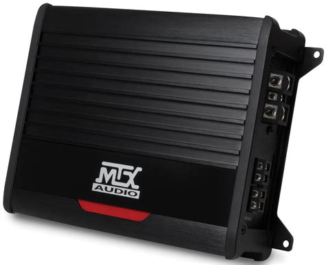 Thunder Series Watt Rms Class Mono Block Amplifier