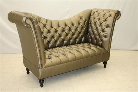 Tufted High Back Sofa Cool And Unusual Chairs