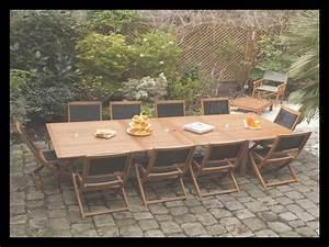 Table De Jardin Plastique : table de jardin en plastique chez leclerc archives ~ Dailycaller-alerts.com Idées de Décoration