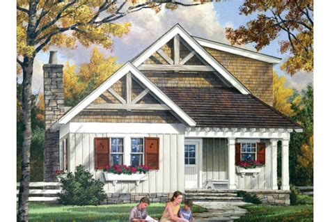 Narrow Lot House Plans Craftsman by Narrow Lot House Plans Craftsman Style Cottage House Plans