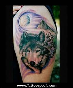 Native American Wolf Tattoos Meanings