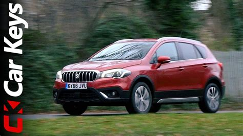 Suzuki Sx4 Crossover Review by Suzuki Sx4 S Cross 2017 Review The Gem Of The