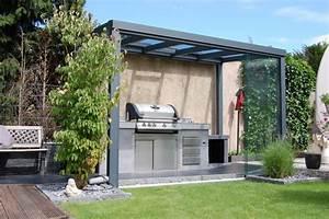 alu terrassenuberdachung With französischer balkon mit garten überdachung freistehend