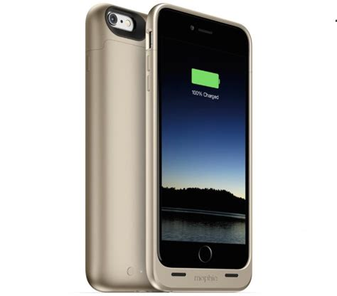 iphone 6 mophie iphone 6 6 plus mophie juice pack cases announced and