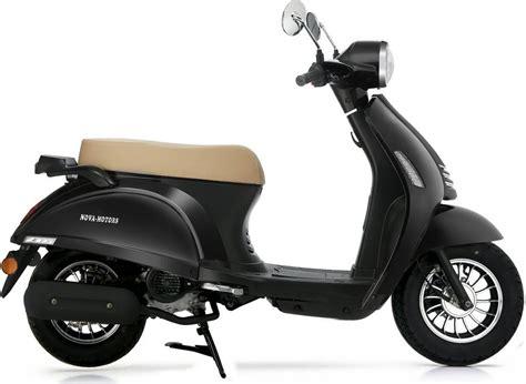 motors grace motors motorroller 49 ccm 45 km h schwarz 187 grace 171 kaufen otto