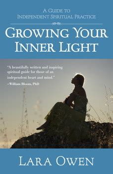 Your Inner Light by Growing Your Inner Light Book By Lara Owen Official