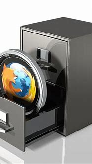 High-quality 3d illustrations featuring the Mozilla ...
