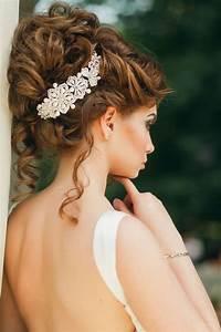 Gorgeous Hairstyles Looks For Modern Brides HairzStyle