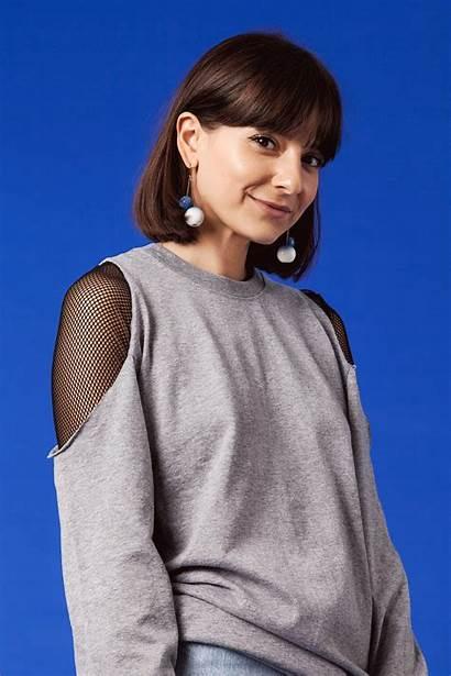 Shirt Diy Sleeves Megan Cut Shirts Tips