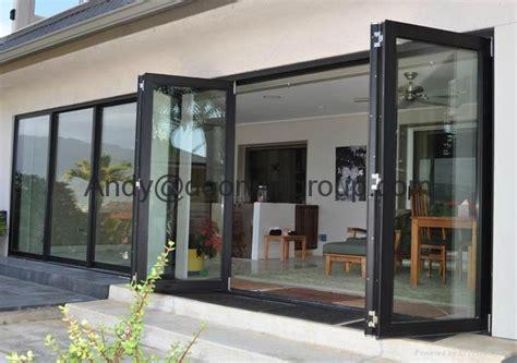 folding doors aluminum bi folding doors cost