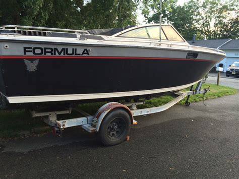 Formula Boats Replacement Parts by Formula F3 Ls 1985 For Sale For 2 400 Boats From Usa