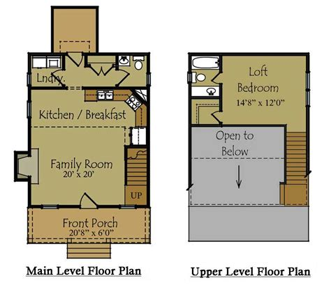 small home floor plans small guest house plan guest house floor plan
