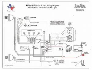 Teaberry Model T Wiring Diagram Microphone