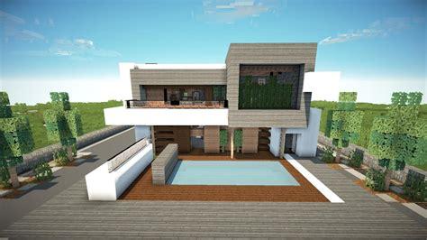 Minecraft How To Build A Modern House 187 Best Modern