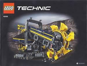 Lego Technic Occasion : lego technic 42055 legoccasion ~ Medecine-chirurgie-esthetiques.com Avis de Voitures