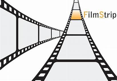 Film Strip Vector Clip Filmstrip Clipart Strips