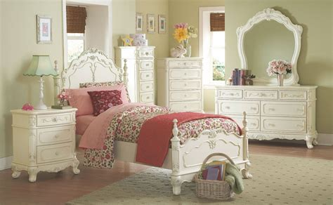 Youth Furniture Bedroom Sets by Cinderella Youth Bedroom Set From Homelegance 1386