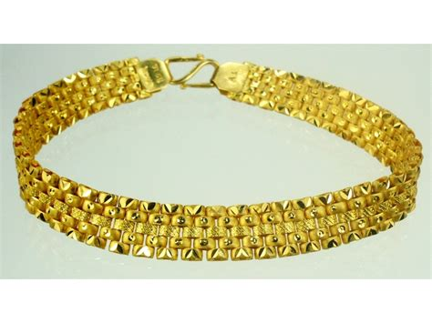 gelang model india gold bracelets for designs with price gold bracelet kt