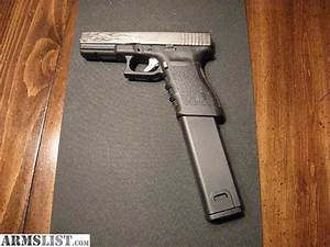 ARMSLIST - For Sale: GLOCK 21C (COMPENSATED) WITH CHROME ...
