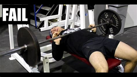 Heavy Bench Press by How To Safely Bench Press Heavy Alone Without A Spotter
