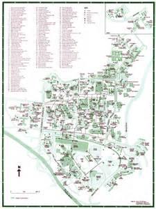University of Hawaii at Manoa Campus Map