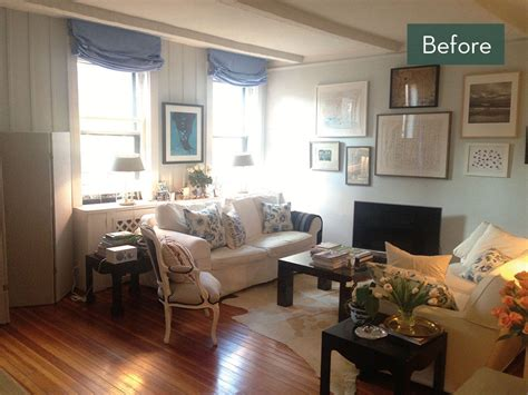 massive manhattan living room makeover