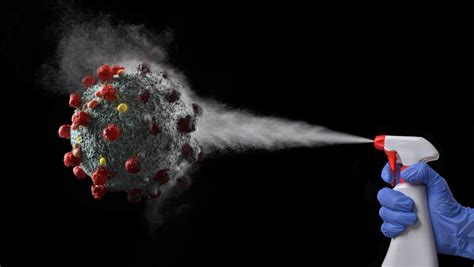 Coronavirus: Cleaning Products Approved to Combat COVID-19