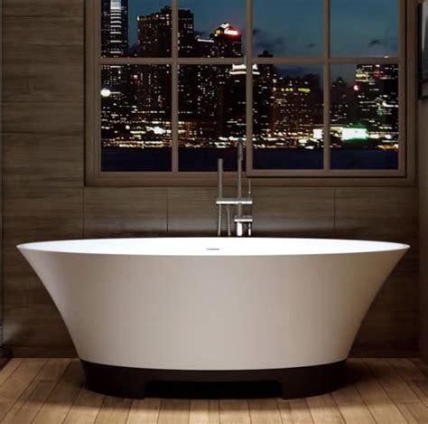 kitchen sinks granite tc s94bl free standing bathtub bacera 3014