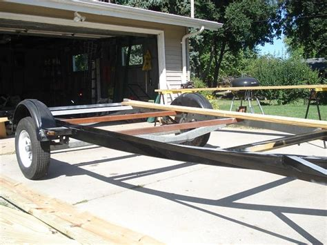Turn A Boat Trailer Into A Utility Trailer by Boat Trailer Conversion To Utility Trailer Page 1
