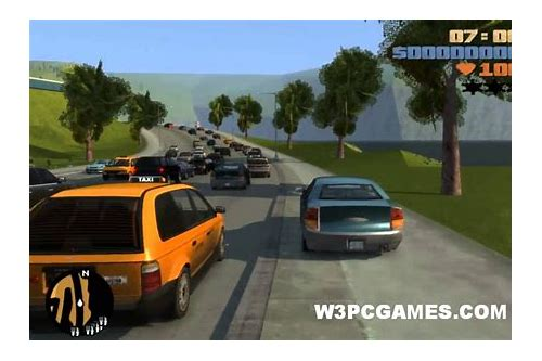gta 3 full free download pc