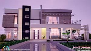 Side By Side Design : january 2016 kerala home design and floor plans ~ Bigdaddyawards.com Haus und Dekorationen